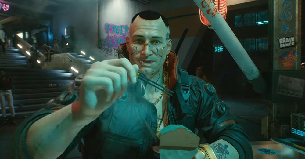 Cyberpunk 2077 хорошая игра, но инфоповод, это инфоповод
