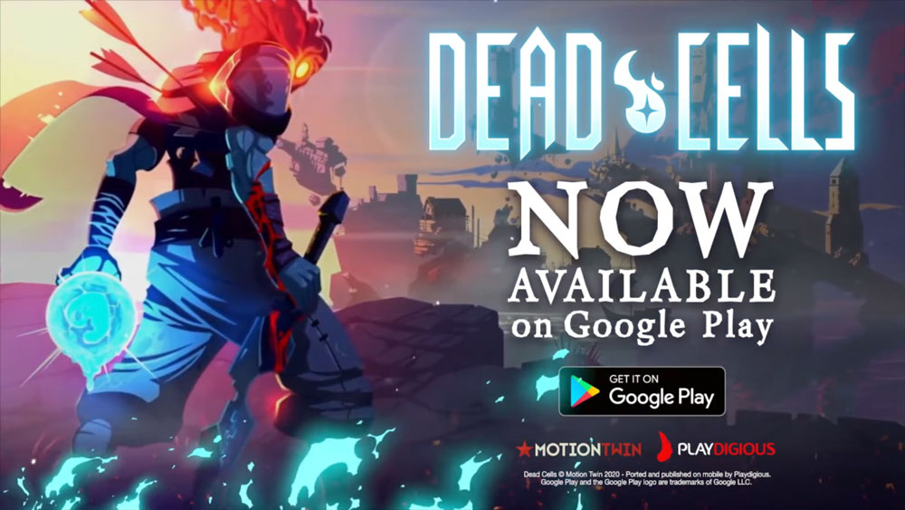 Dead Cells теперь доступна на Android