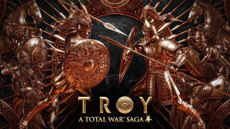 A Total War Saga: Troy выходит на EGS