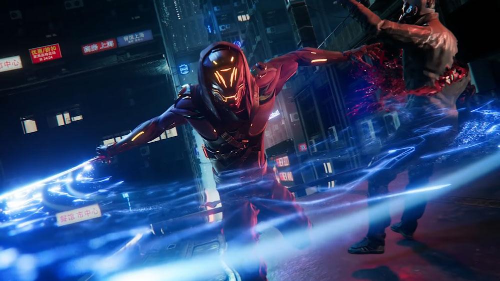 Ghostrunner получит бесплатное обновление для XSX и PS5
