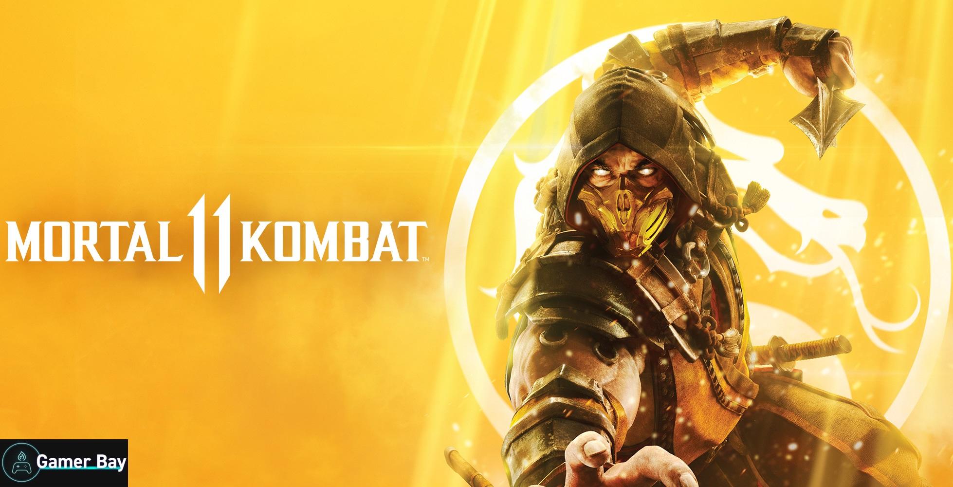 Утечка раскрыла бойцов MK 11 из Kombat Pass 2