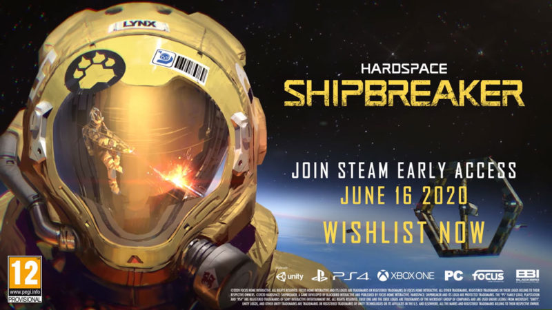 Hardspace: Shipbreaker обзавелась новым трейлером
