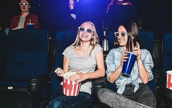 Открытие кинотеатров в России