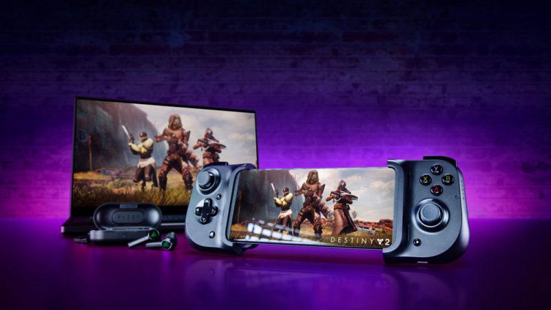 Универсальный игровой контроллер Razer Kishi для Android уже в продаже