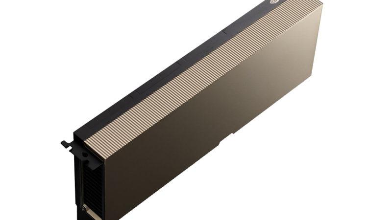 NVIDIA представила монстра А100 на PCI-E