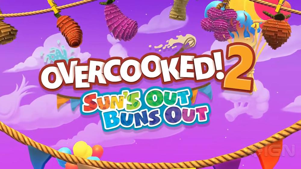Overcooked 2 получит бесплатное обновление