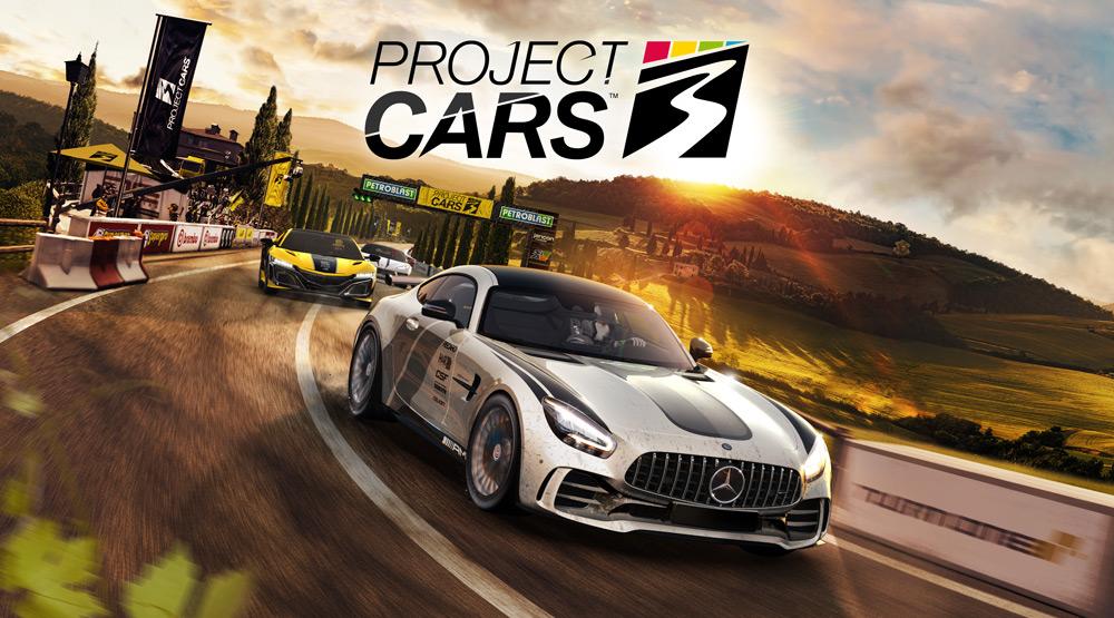Project CARS 3 выйдет в конце августа