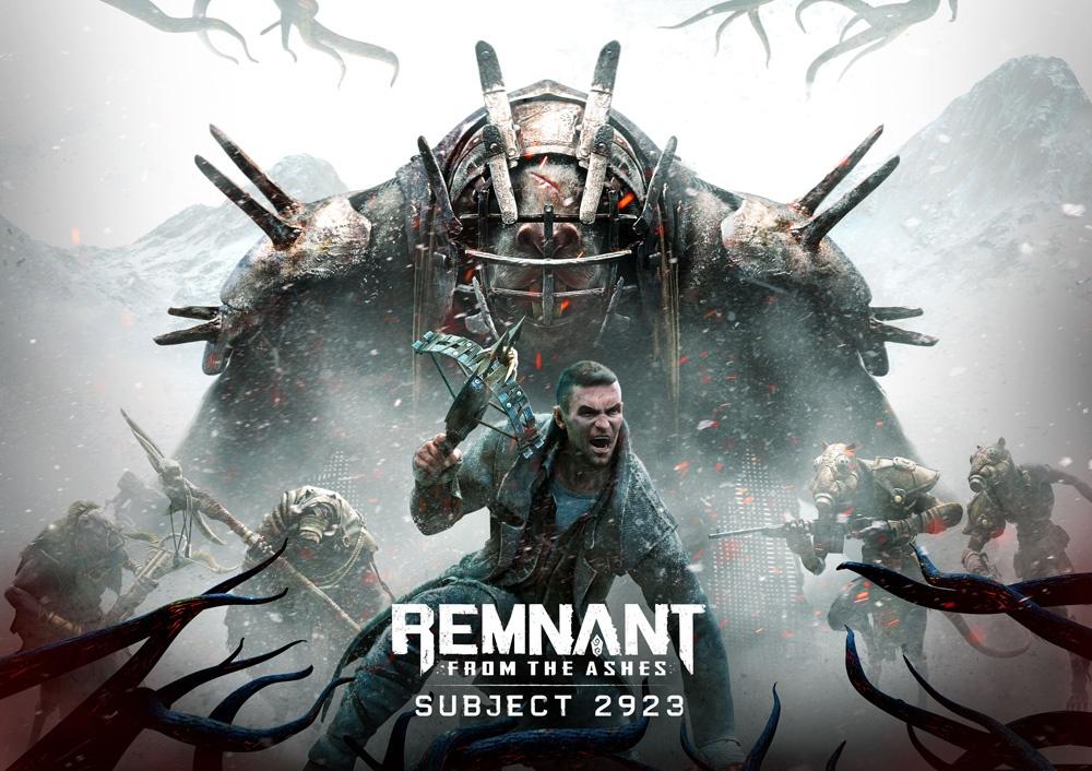 "Remnant From the Ashes получит новое DLC ""Подопытный 2923"" в конце лета"