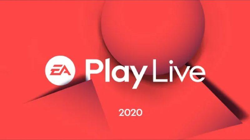Прошла презентация EA Live 2020