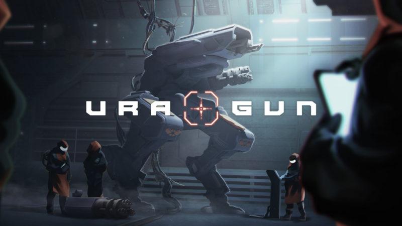 Хардкорный шутер Uragun выйдет на консолях в 2021 году