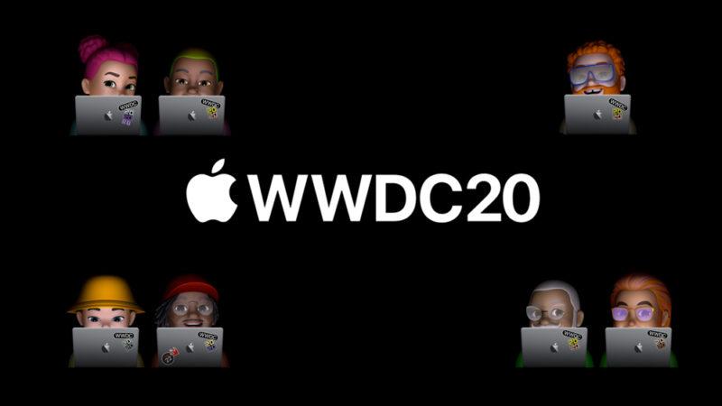 О презентации WWDC 2020