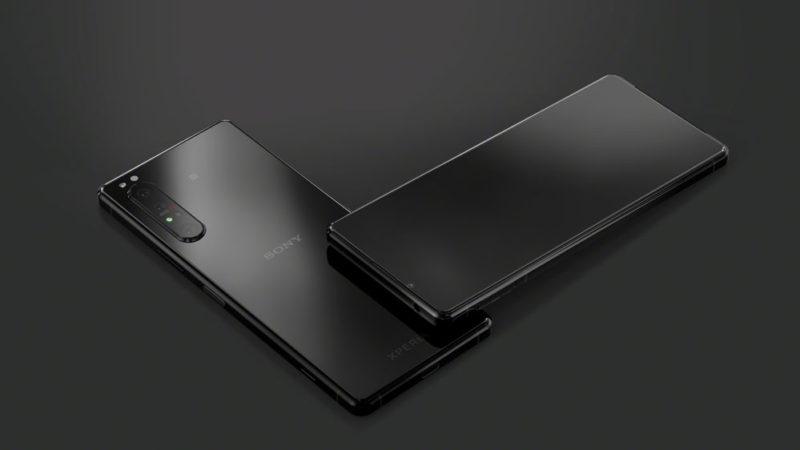Sony открыла предзаказ на Xperia 1 II