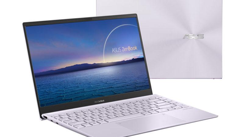 ASUS представляет новые модели ZenBook 13 и ZenBook 14