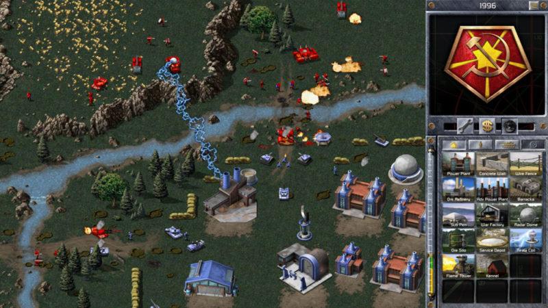Опубликован исходный код Command & Conquer Remastered Collection