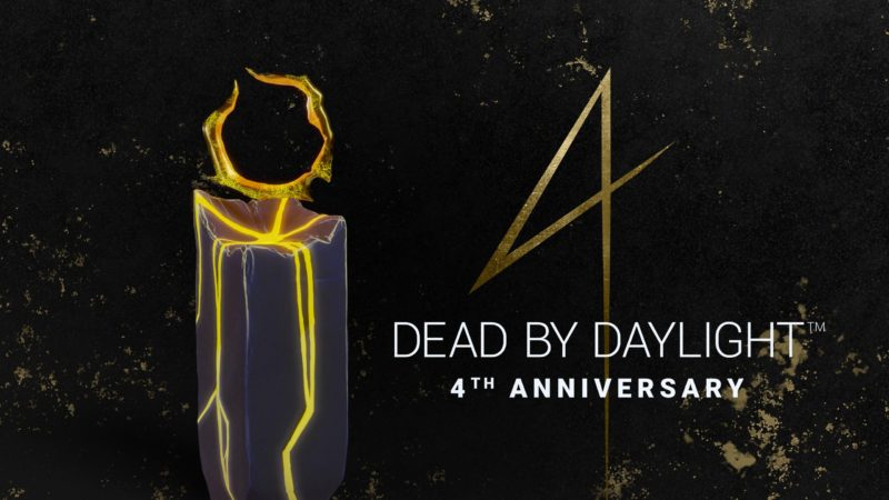Dead by Daylight исполнилось 4 года