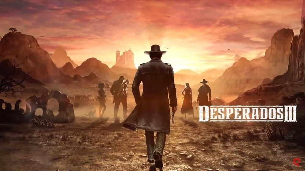 Релиз Desperados III