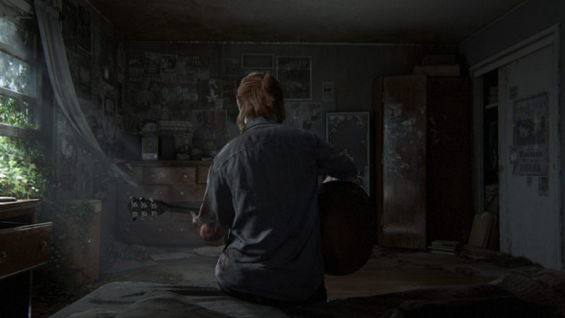 В сети сравнили версии The Last of Us 2