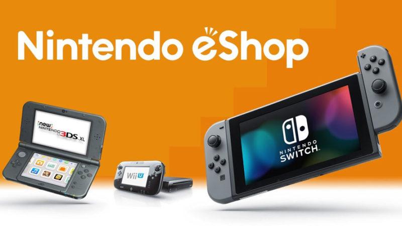 """В Nintendo eShop начались """"Цифровые дни"""""""