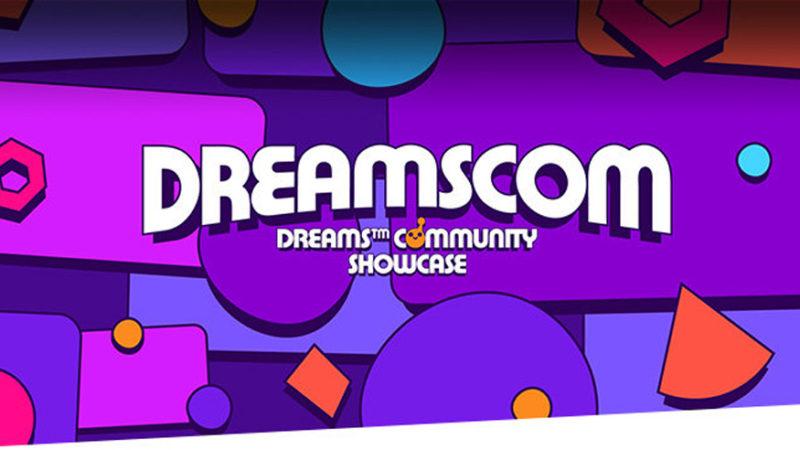 Media Molecule проведёт свой первый DreamsCom