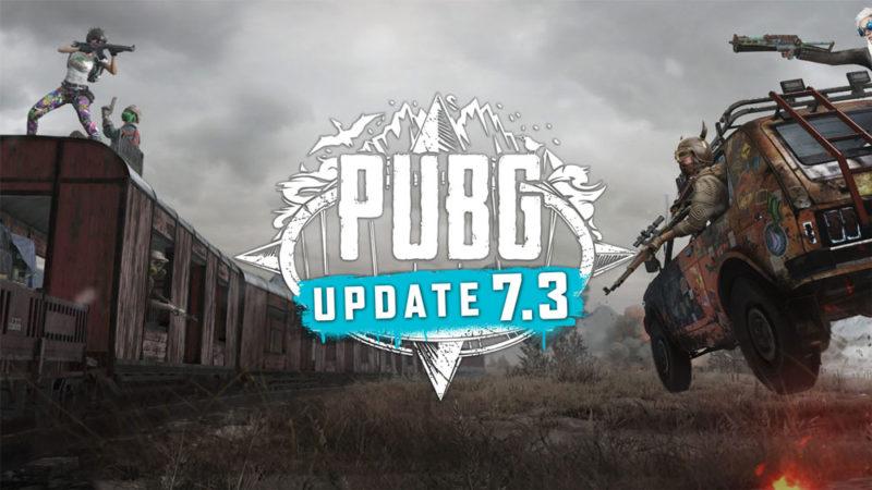 Патч 7.3 уже спешит на тестовые серверы PUBG