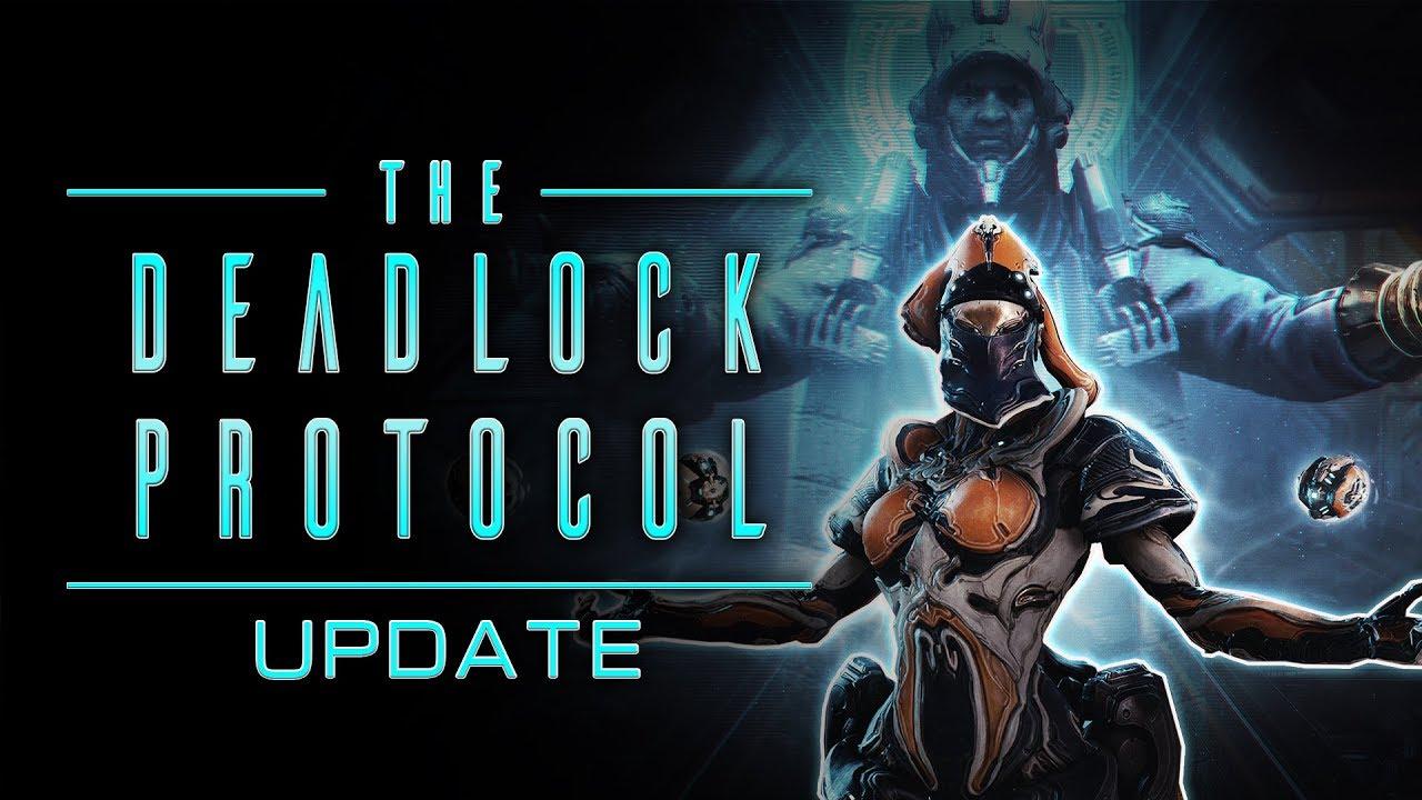 Обновление Protocol Deadlock для Warframe вышло