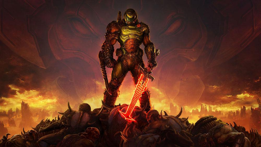 Моддер добавил Rocket Jump в Doom Eternal