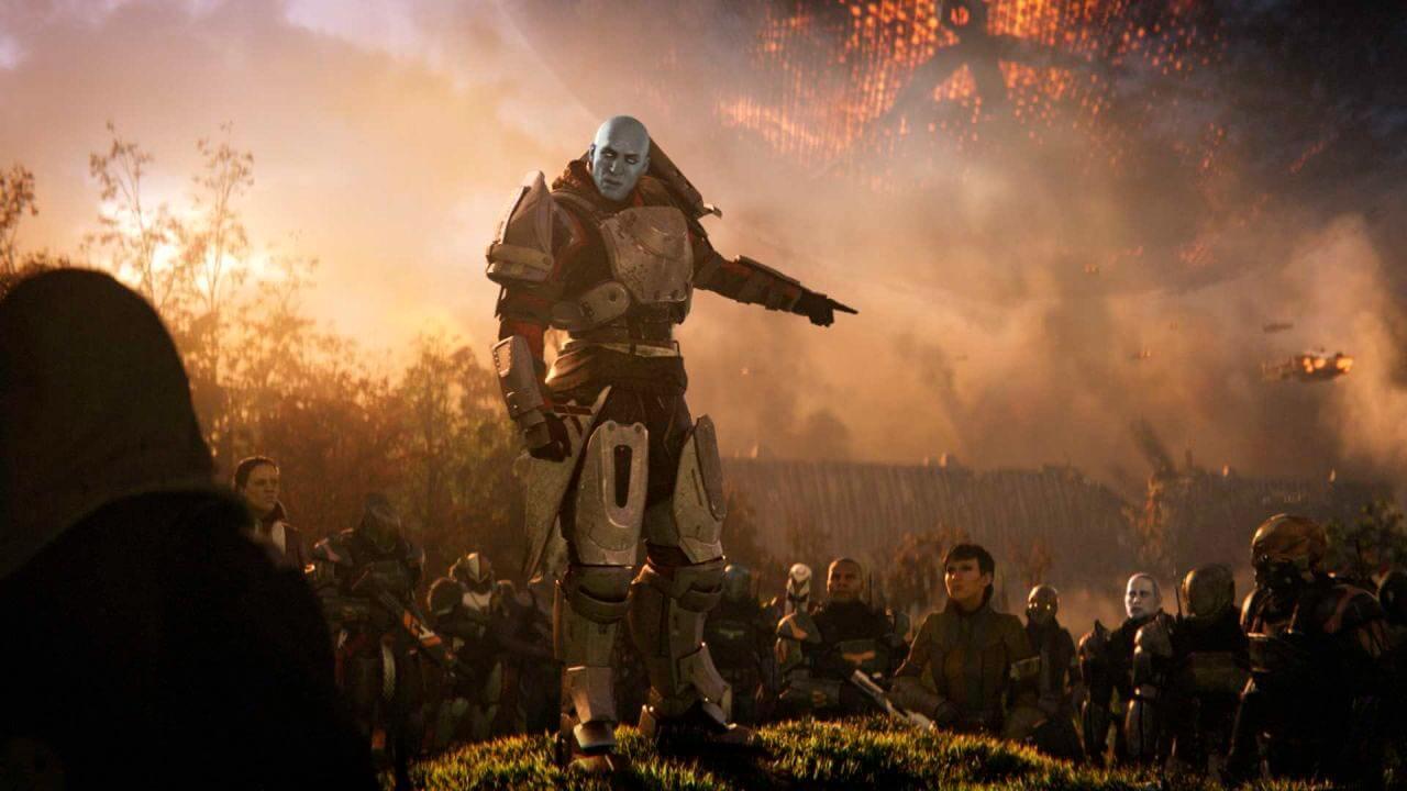 Анонсировано новое дополнение для Destiny 2