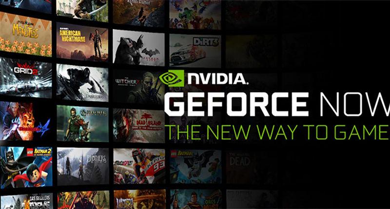 GeForce Now расширяет свою библиотеку