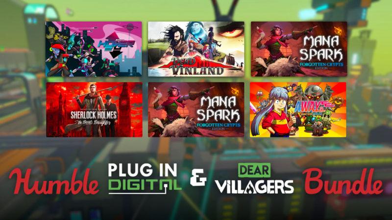 В Humble Bundle продается новая подборка игр от Plug in Digital & Dear Villagers