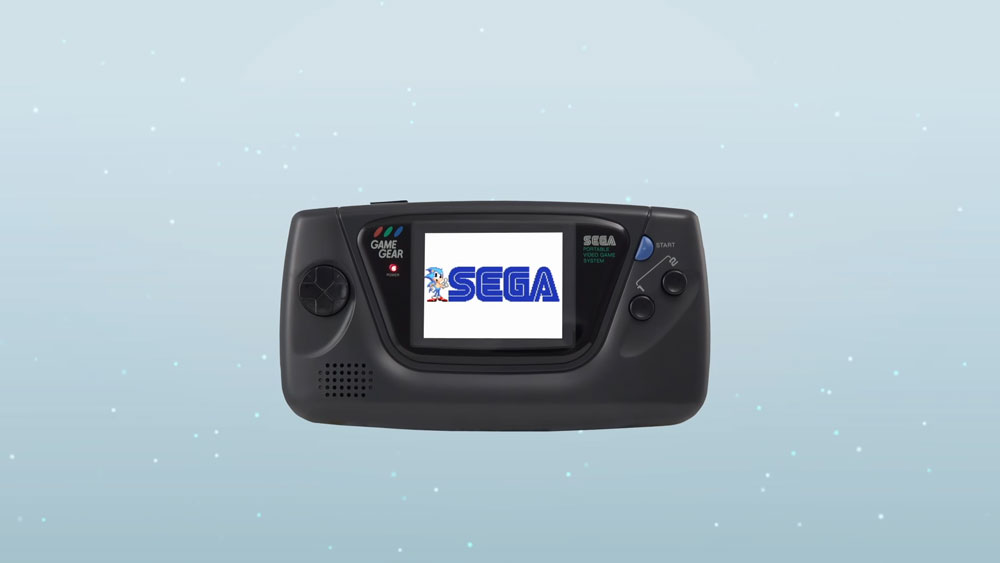 SEGA представила Game Gear Micro