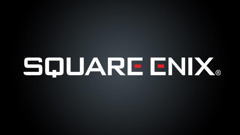 square enix dark logo