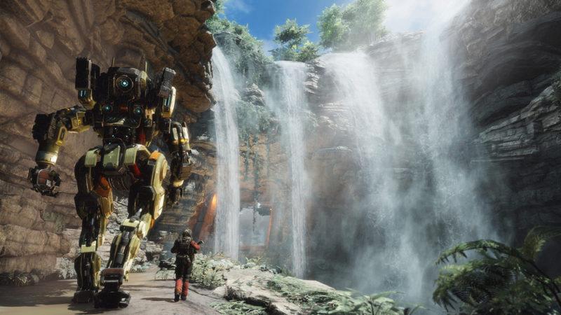 О Titanfall 2 наконец-то вспомнили