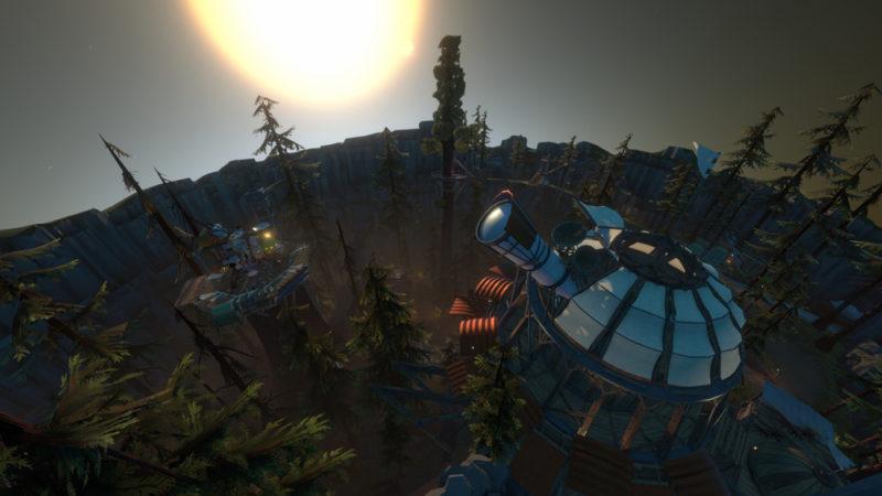 Приключение Outer Wilds теперь доступно в Steam