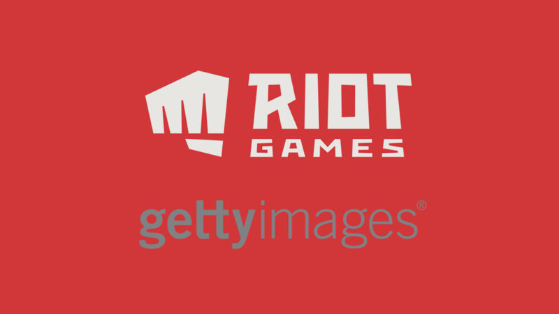 Riot Games и Getty Images объявили о начале многолетнего стратегического партнерства