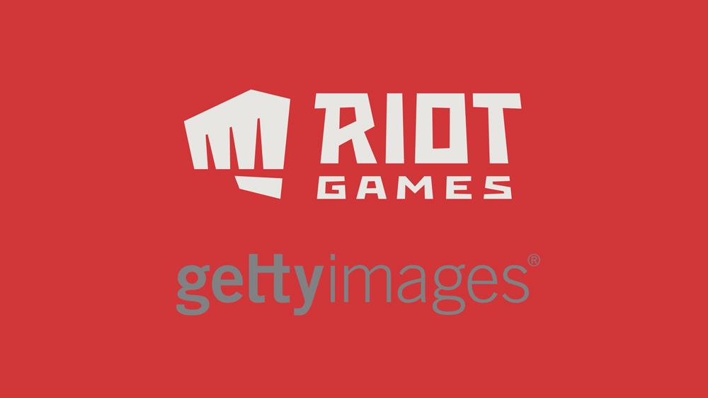 Riot Games и Getty Images объявили о начале многолетнего стратегического партнерства