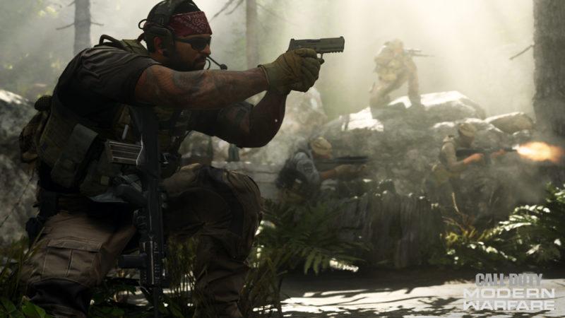 В Call of Duty: Modern Warfare появится механика осмотра оружия