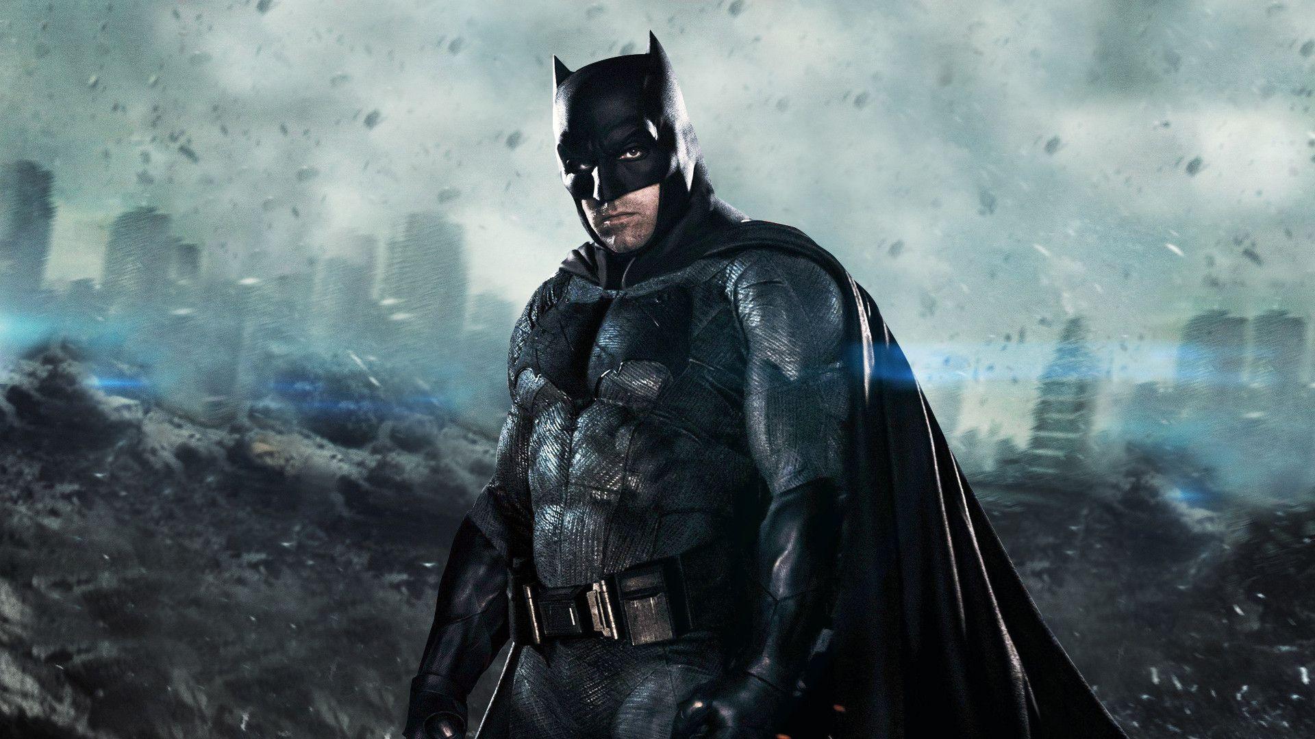Бен Аффлек может вернуться для будущих проектов в качестве Бэтмена