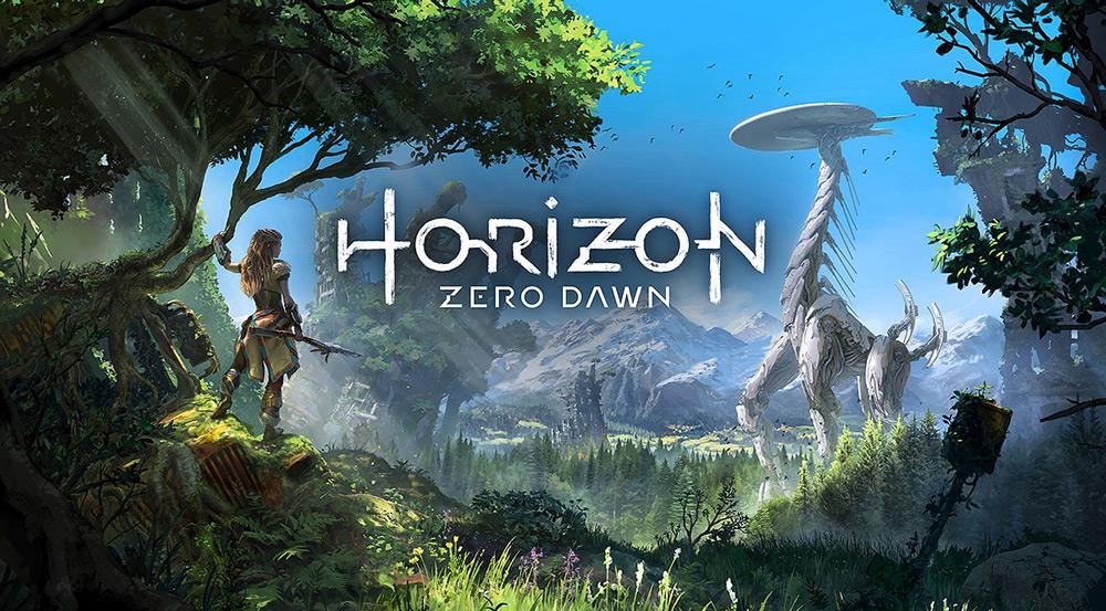 В сети опубликовано сравнение графики Horizon Zero Dawn