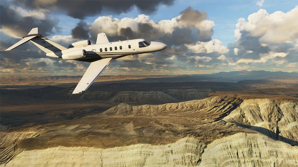 Microsoft Flight Simulator получила дату выхода на PC