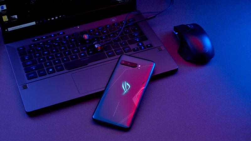 ASUS представила ROG Phone 3