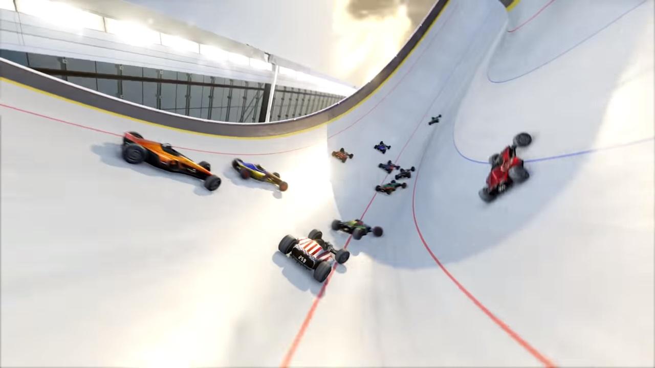 Ремейк Trackmania Nations вышел в релиз