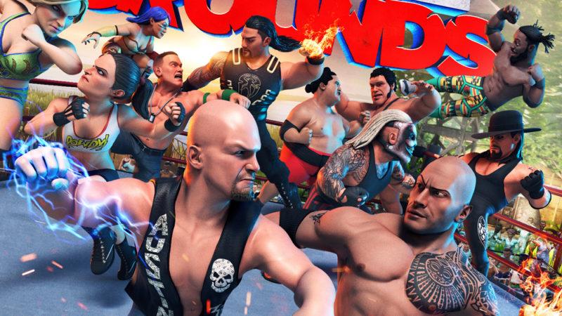 WWE 2K Battlegrounds выйдет 18 сентября