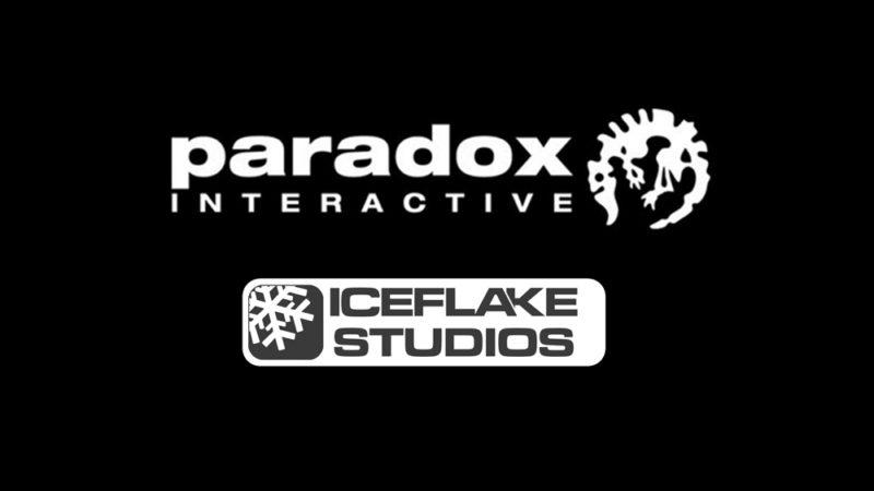 Paradox Interactive приобретает финскую студию Iceflake Studios