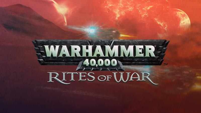 Warhammer 40,000: Rites of War бесплатно раздают в GOG