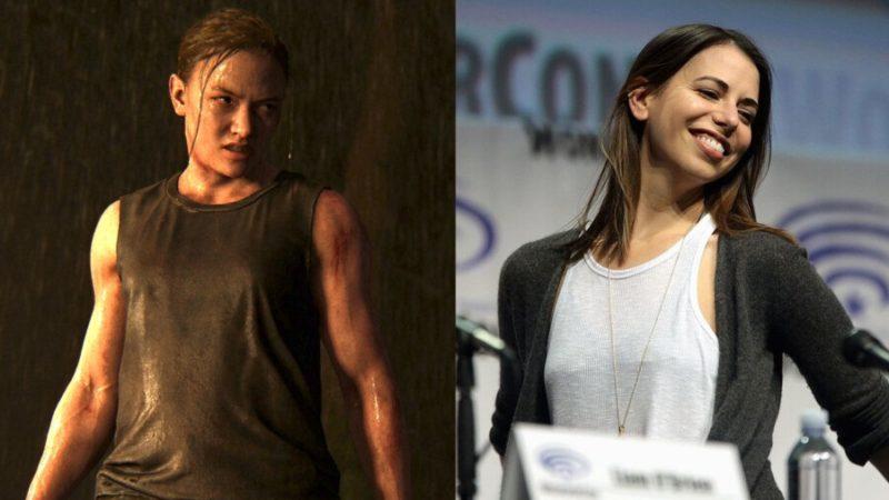 Актрисе из игры «Last of Us II» приходят сообщения с угрозами