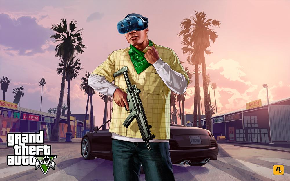 Rockstar разрабатывает загадочный ААА-проект в VR
