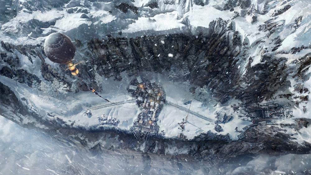 """Финальное дополнение """"На краю"""" для Frostpunk выйдет в конце августа"""
