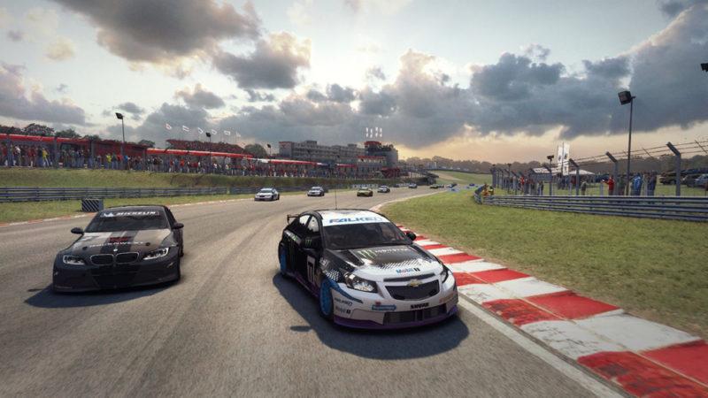 GRID Autosport получает крупное обновление на Nintendo Switch