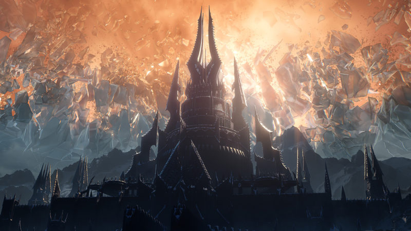 Теперь в World of Warcraft вы можете сменить пол