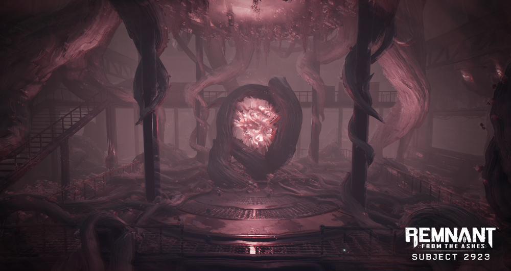 Remnant From The Ashes – Subject 2923 – Показан таинственный исходный блок
